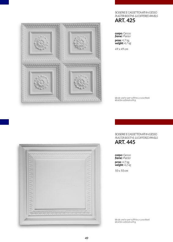 BOISERIE / art.425-445